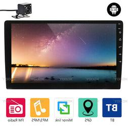 10.1 Inch 2 Din Android 8.1 Car Stereo MP5 Player GPS Sat Na
