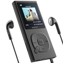 Victure 100 Hours MP3 Player 8G Portable Lossless Sound Hi-F