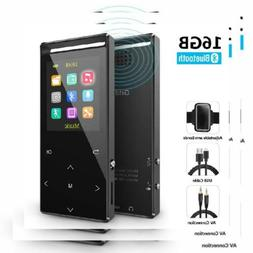 16GB Bluetooth MP3 Player with FM Radio/Voice Recorder,MP3 2