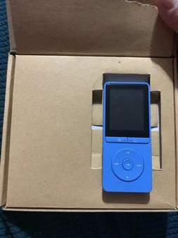 AGPtEK 16GB MP3 Player with FM Radio Voice Recorder 70 hours