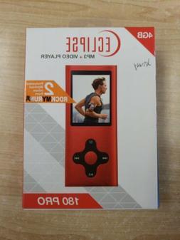 Eclipse 180 G2 Series Pro 4GB Mp3 Player