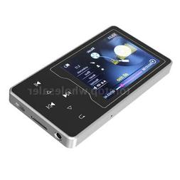 "RUIZU 2.4"" Mini 8GB HiFi Lossless MP3/4 Player Music Audio V"