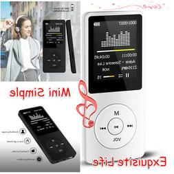 2018 Super Cool Portable MP3 MP4 Player LCD Screen FM Radio