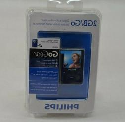 PHILIPS 2GB GOGEAR DIGITAL AUDIO VIDEO PLAYER -NEW - SA3020/