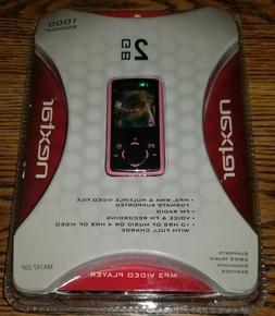 Nextar 2GB Mp3 Video Player Ma797-20BLT 2008 Brand New Free