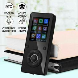 32GB bluetooth MP3 MP4 TF Card Mini Music Player Portable Sp