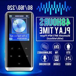 32GB bluetooth MP3 Player MP4 Media Recorder FM Radio HIFI S