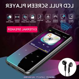 32GB Bluetooth MP3 Player MP4 Media FM Radio Recorder HIFI S