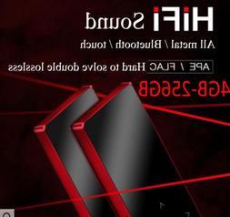 4-256GB Bluetooth Hifi MP3 MP4 Player Walkman Lossless Recor