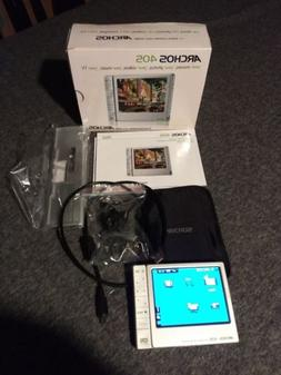 Archos 405 Silver  Digital Media Player
