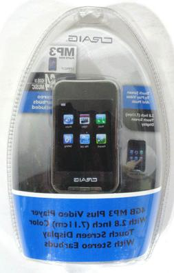4gb mp3 and video player with color