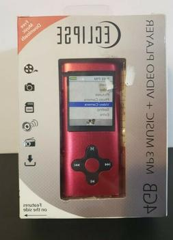 Eclipse 4GB MP3 Music and Video Player-brand new