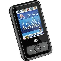 GPX - 4GB Photo, Video, & MP3 Player - Music Player - Black