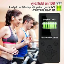 70h Playback Sport MP3 MP4 Player Lossless Music Video Radio