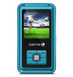 Ematic 8GB 1.5-Inch Colorscreen MP3 Video Player with FM Tun