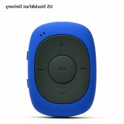 AGPTEK 8GB Clip MP3 Player FM Radio Portable Sports Music Pl
