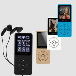 portable 8gb mp3 player video playback lossless