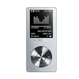 MYMAHDI 8GB Portable MP3 Player Music Player/ One-key...