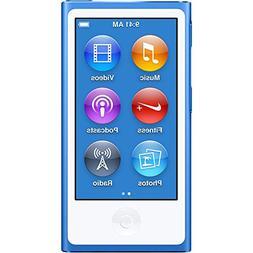 Apple iPod nano 16GB Blue  Latest Model