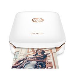 Hp - Sprocket Photo Printer - White