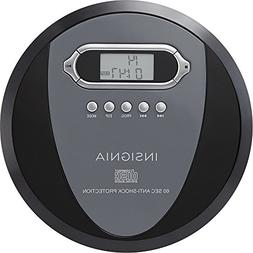 Insignia NS-P4112 Portable CD Player with Skip Protection fo