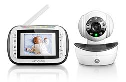 Motorola Digital Video Baby Monitor with Video 2.8 Inch Colo