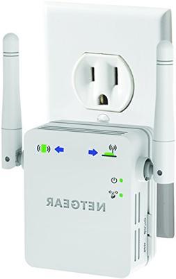 NETGEAR N300 Wall Plug Version  Wi-Fi Range Extender