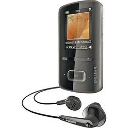 Philips SA3VBE04K/37 GoGear Vibe 4 GB MP3 Player