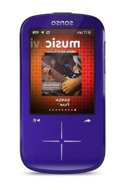 SanDisk Sansa Fuze+ 8 GB MP3 Player