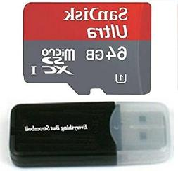 Sandisk Ultra micro SDXC Micro SD UHS-1 TF Memory Card 64GB
