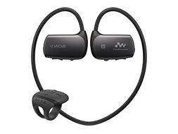 Sony NWZWS613BLK 4 GB Bluetooth Sports Wearable MP3 Player