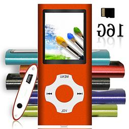 Tomameri - MP3/MP4 Player with Rhombic Button, Including a 1