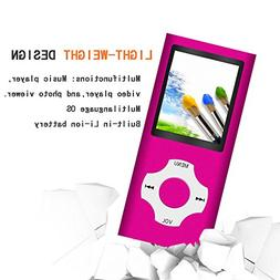 Tomameri - Compact and Portable MP3 Player with Rhombic Butt