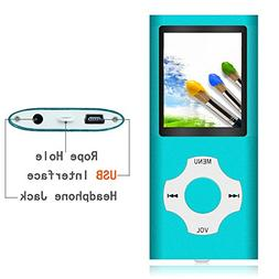 Tomameri - Portable MP3/MP4 Player with Rhombic Button, Incl