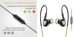 AGPTEK Adjustable Sport in-Ear Wired Earphone for Mp3 Player