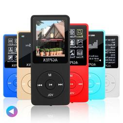 AGPtEK 2019 Latest Version 8GB 70 Hours Playback MP3 Lossles