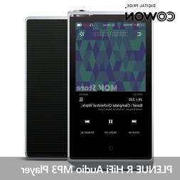 Cowon All-Round Player PLENUE R HiFi Audio MP3 Player DAC 12