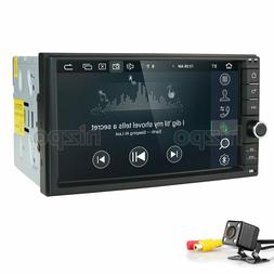 Android Q 8Core Car GPS Stereo Player no-DVD 4+64GB Wifi DAB