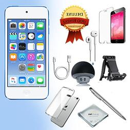 Apple Ipod touch 6th generation 32GB Blue - Bluetooth Speake
