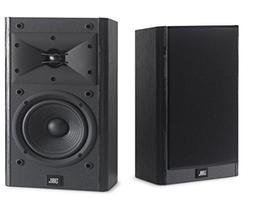 JBL Arena B15 Black Bookshelf & Surround Speaker with Specia