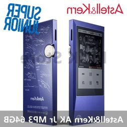 Astell&Kern Super Junior x AK Jr LE High Resolution Portable
