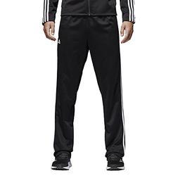 adidas Men's Athletics Essential Tricot 3-Stripe Pants, Blac