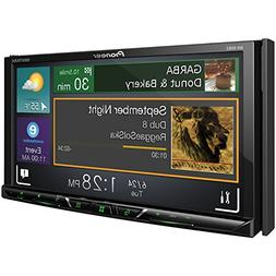 """Pioneer AVH-600EX in-Dash Receiver DVD Receiver w/ 7"""" WVGA D"""