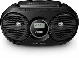 Philips AZ318B/12 - Radio Portable CD-MP3 Fm, Reproduction v