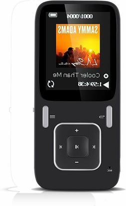 AGPtEK B03 8GB MP3 Player with FM Radio and Voice Recorder B