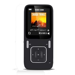 AGPtEK B03 8GB MP3 Player with FM Radio and Voice Recorder,