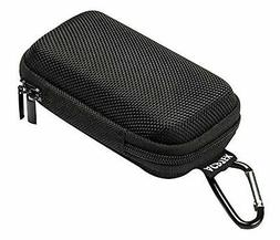 AGPtek BC Durable MP3 Player Case, Portable Clamshell Headph