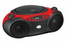 GPX BC232B Sporty CD Boom Box