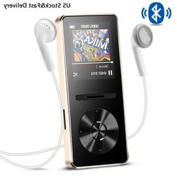 bluetooth 4 0 mp3 player with lossless