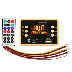 Bluetooth 5.0 MP3 Decoder Decoding Board Module 5V 12V Car U
